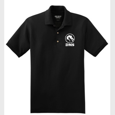 Embroidered Youth Polo Shirt